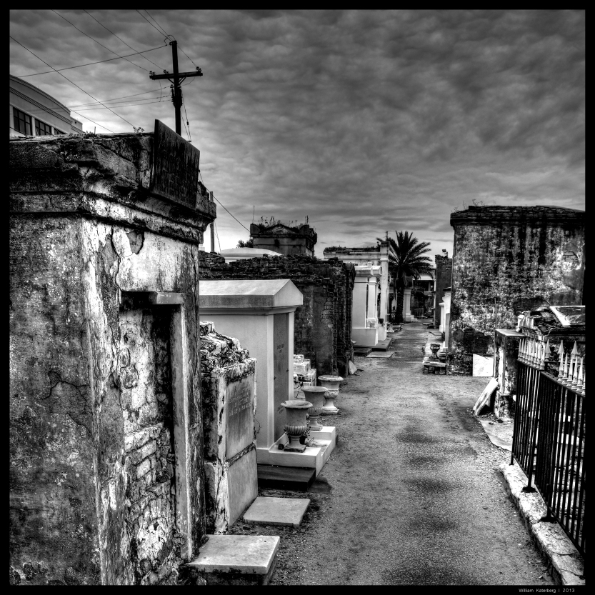 New Orleans Cemetery no. 1