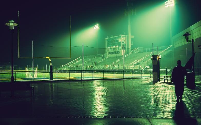 Football Stadium EGR II