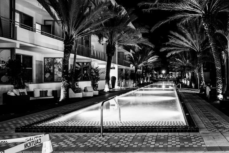 Pool National Hotel Miami