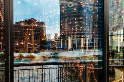 Carousel Reflection