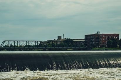 Grand River Postcard