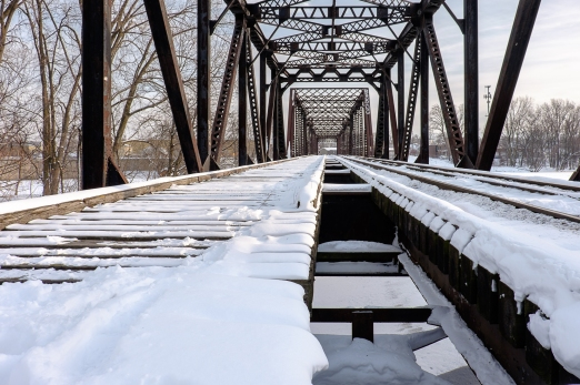 RR Brdige Winter-1