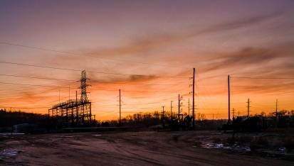 Industrial Sunrise-1