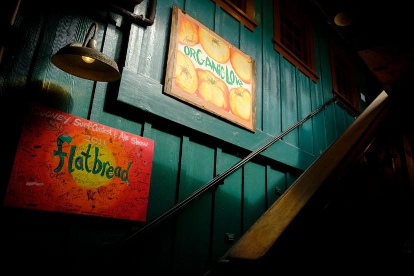 Flatbread Co in Paia