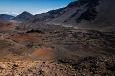 Floor of Haleakala