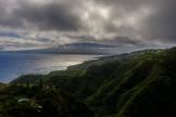 West Maui cliffside view