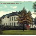 W Leonard School